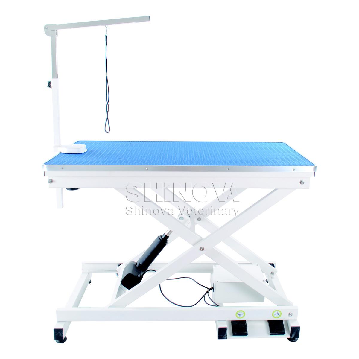 Electric Grooming Table Shinova Vet Veterinary Ultrasound