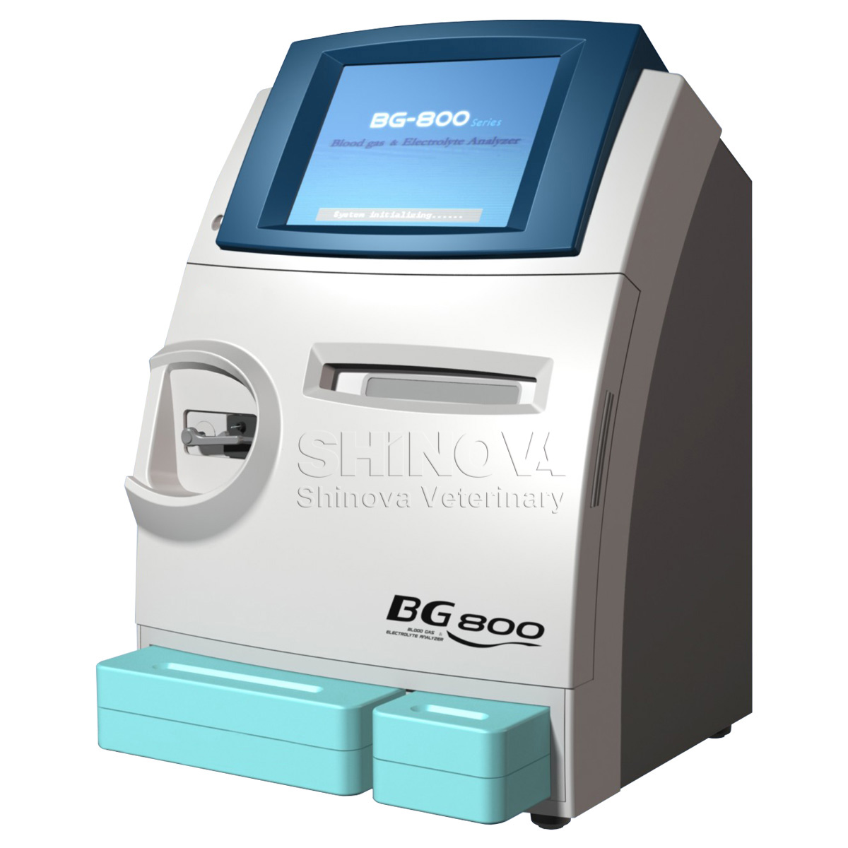 integra 800 analyser how to order qc