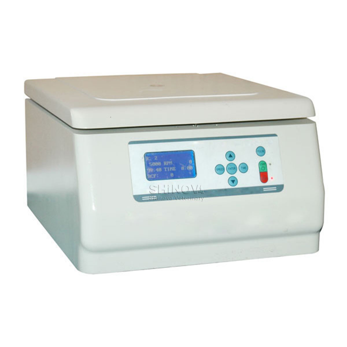 Tabletop Centrifuge Shinova Vet Veterinary Ultrasound