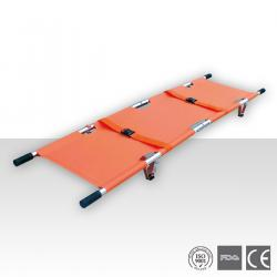 Aluminum Alloy Folding Stretcher