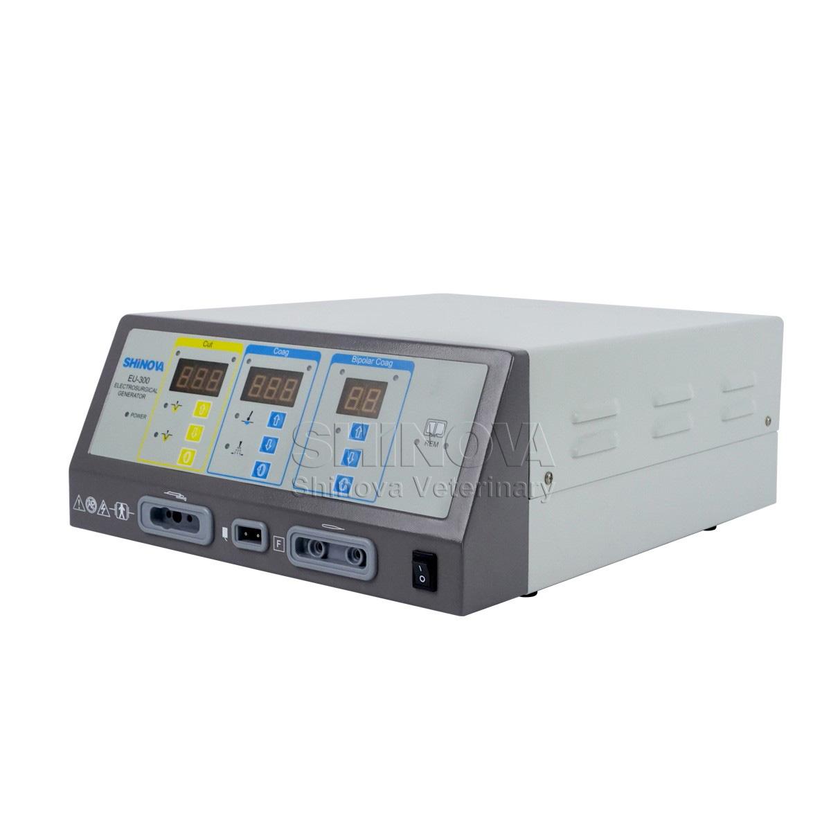 Electrosurgical Unit Shinova Vet Veterinary Ultrasound