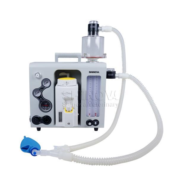 Portable Anesthesia Machine Shinova Vet