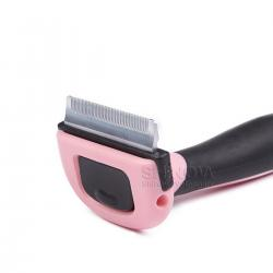 De-shedding Dog Brush
