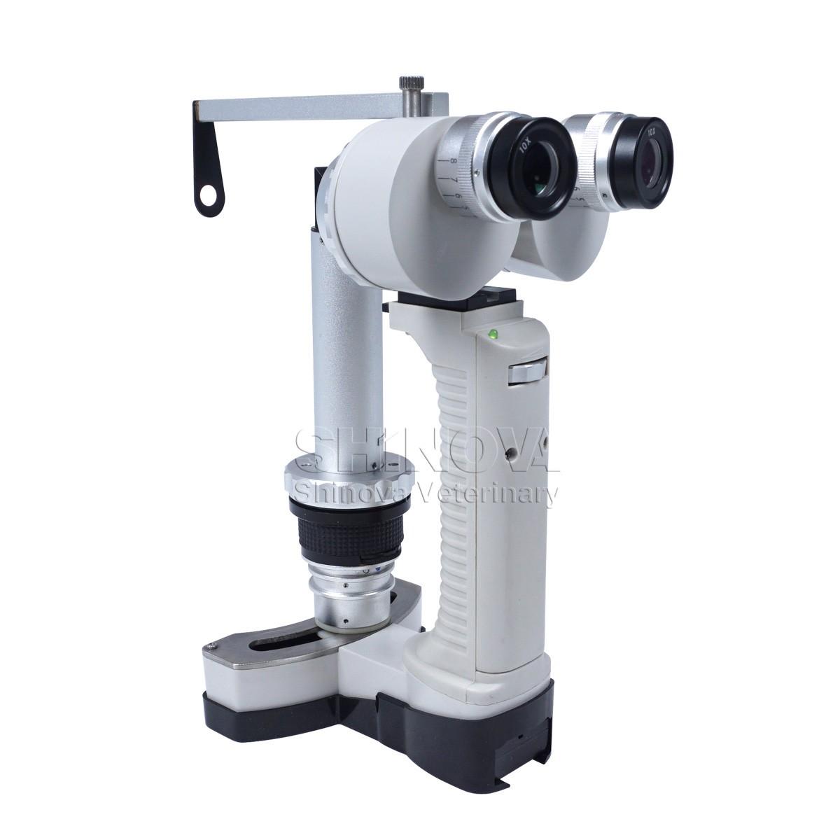 Portable Slit Lamp Shinova Vet Veterinary Ultrasound Veterinary Monitor Veterinary Anesthesia