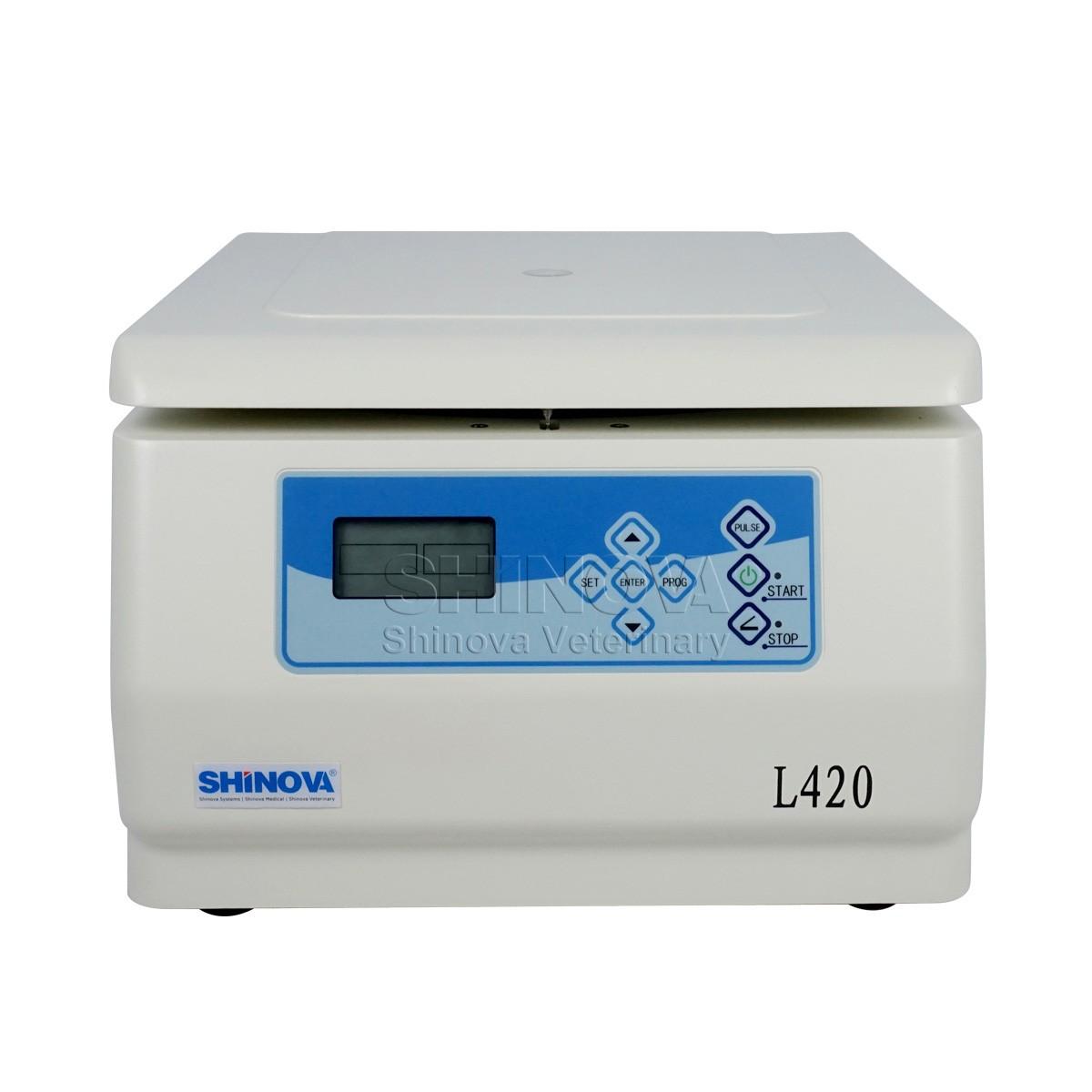 Low Speed Centrifuge Shinova Vet Veterinary Ultrasound